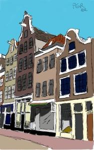 Amsterdam Sketcbook PGR