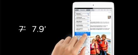 iPad mini 7.9 pulgadas